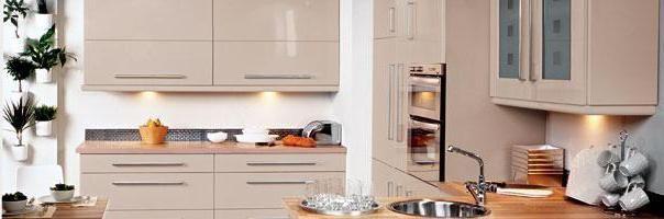 înlocuirea fațadelor și a blaturilor de bucătărie