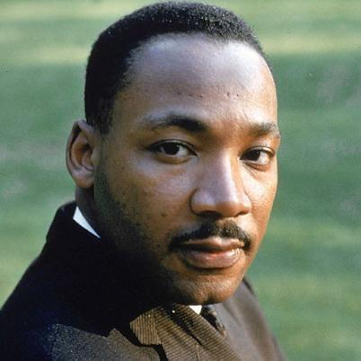 Apărătorii drepturilor omului. Martin Luther King