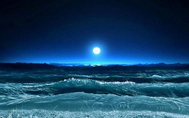 lunile mari ale lunii