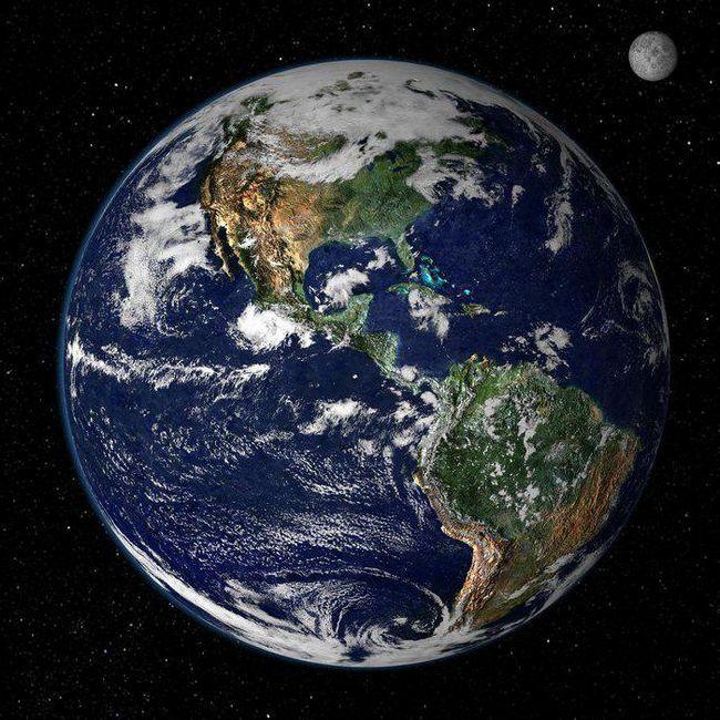 semnificația pământului a cuvântului