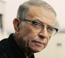 Jean-Paul Sartre - un scriitor celebru, cel mai mare filozof al timpului său, o figură publică activă