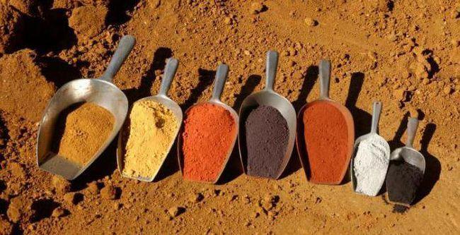 negru pigment pigment