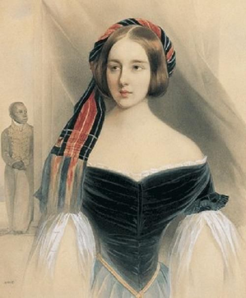 Жена Пушкина. История любви