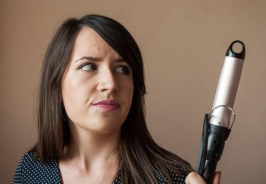 Secretele femeilor: cum se face parul neted