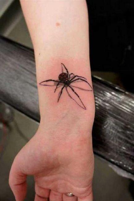 татуировки на запястье женские со смыслом