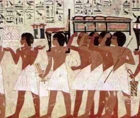 Pictura vechiului Egipt: ce este