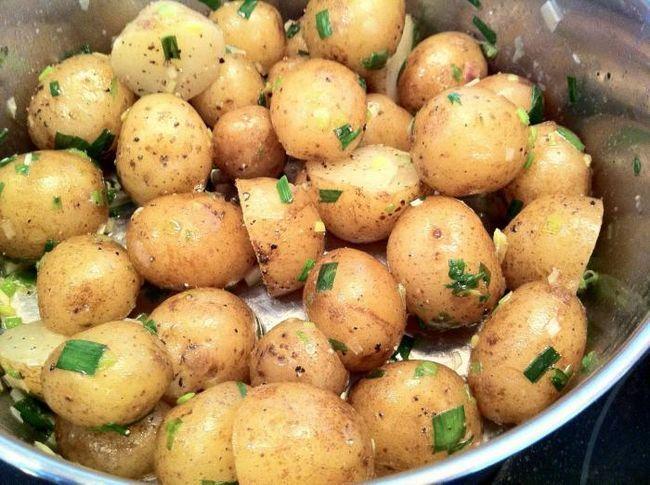 timpuriu de cartofi