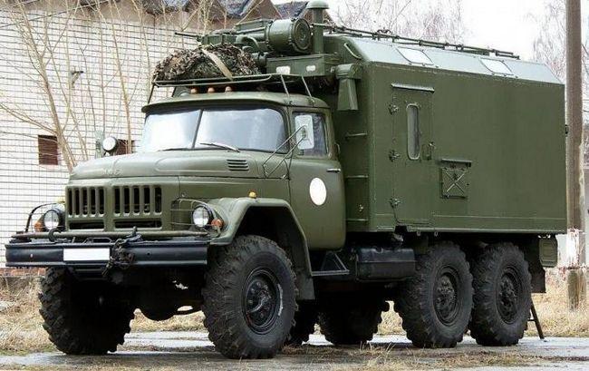 ZIL-131 - legenda industriei auto