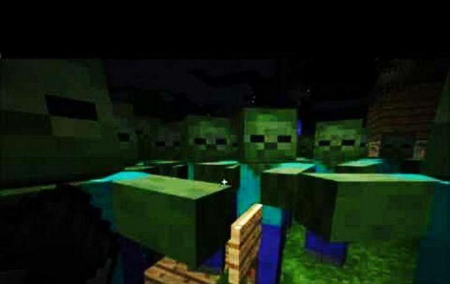 minecraft zombie apocalipsa walkthrough
