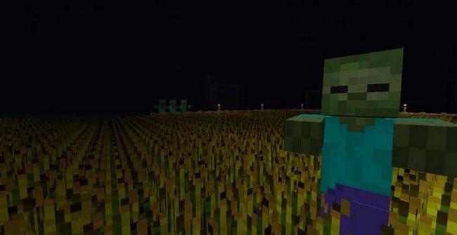 Minecraft zombie apocalypse 3