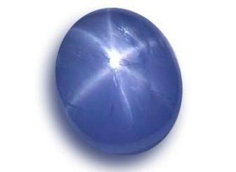 Star Sapphire - o piatră frumoasă frumoasă
