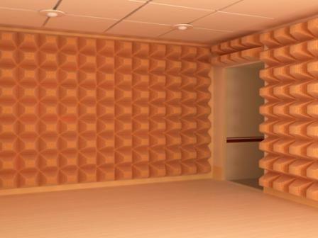 camere de izolare fonică